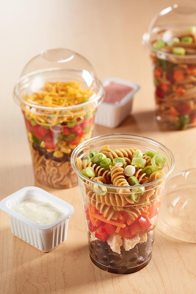 Jerk Chicken Shaker Salad Barilla Pasta Recipes